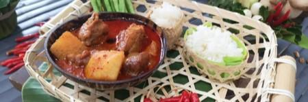 "Thai Massaman Curry Topped ""The World's 50 Best Foods,"" CNN Travel"