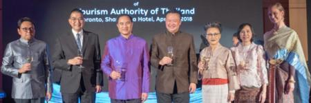 Tourism Authority of Thailand opens its 28th overseas office in Toronto